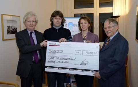 Stiftung unterstützt Ehe- und Lebensberatung mit 3000 €