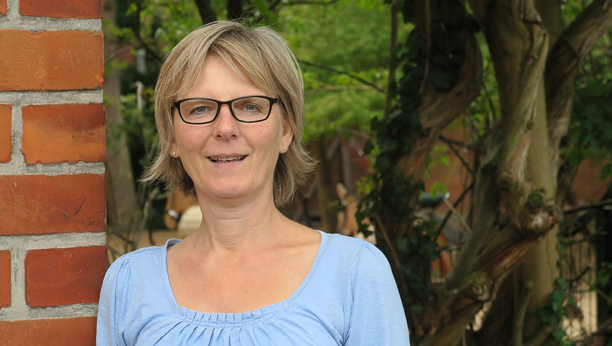 Britta Grampp, Fundraising Managerin (FA)